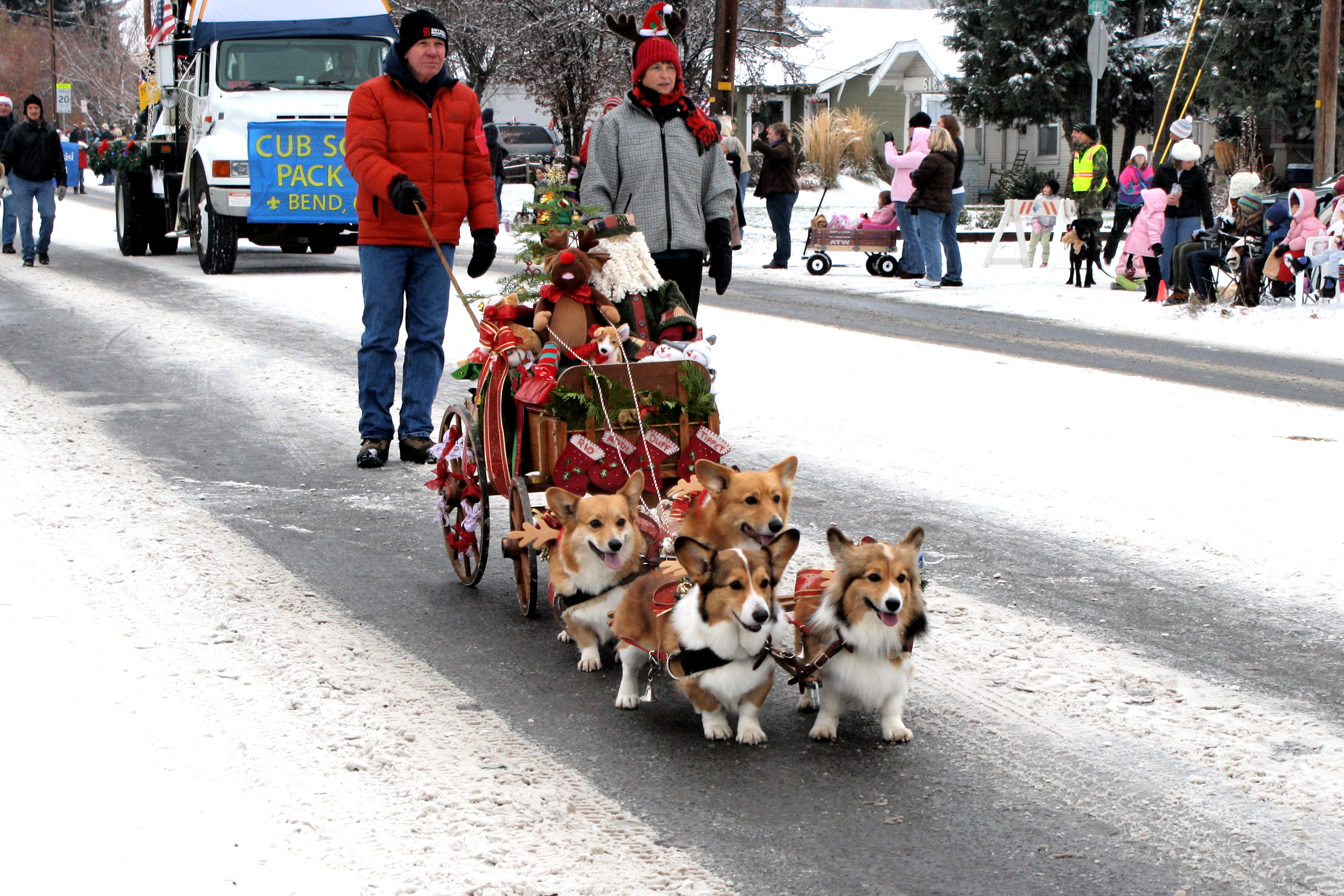 Watch Dogs Parade